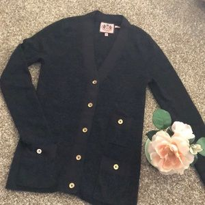 Juicy Couture Wool Cardigan